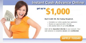 payday loans no employment verification and credit check